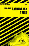 Cliffs Notes Canterbury Tales