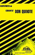 Cliffs Notes Don Quixote