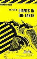 Cliffs Notes Giants In The Earth