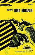 Cliffs Notes Lost Horizon