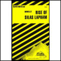 Cliffs Notes Rise Of Silas Lapham