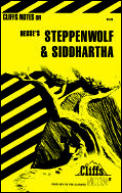 Cliffs Notes Steppenwolf & Siddhartha