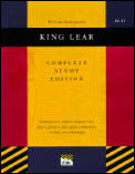 King Lear Complete Study Edition