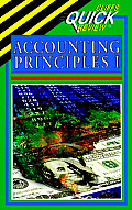 Accounting Principles I (Cliffs Quick Review) - Study Notes Cover