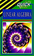 Linear Algebra Cliffs Quick Review