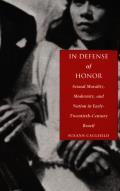 In Defense of Honor - PB