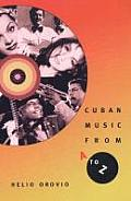 Cuban Music from A to Z-PB