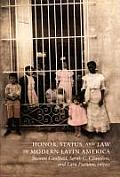 Honor Status & Law in Modern Latin America