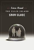 Ellis Island Snow Globe