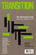 Transition: The Anniversary Issue