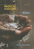 Water: History, Power, Crisis