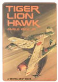 Tiger, lion, hawk