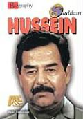 Saddam Hussein (A & E Biographies)