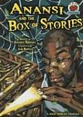 anansi and the box of stories  a west african folktale  on my own folklore