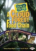 A Cloud Forest Food Chain: A Who-Eats-What Adventure in Africa