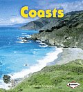 Coasts (First Step Nonfiction - Landforms) Cover