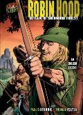 Robin Hood: Outlaw of Sherwood Forest: An English Legend