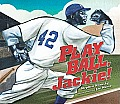 Play Ball, Jackie! (Single Titles) Cover