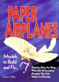 Paper Airplanes Models To Build & Fly