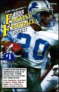 Fantasy Football Digest 1998 Edition