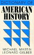Dictionary Of American History With Constituti