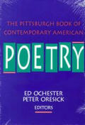 The Pittsburgh Book of Contemporary American Poetry (Pitt Poetry)