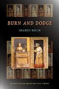 Burn and Dodge (Pitt Poetry) Cover