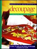 Absolute Beginner's Decoupage