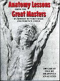 Anatomy Lessons from the Great Masters Cover