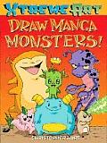 Xtreme Art Draw Manga Monsters