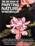 The Big Book of Painting Nature in Watercolor Cover