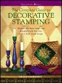 Complete Guide To Decorative Stamping