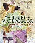 Figure In Watercolor Simple Fast & Focus