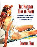 Natural Way to Paint Rendering the Figure in Watercolor Simply & Beautifully
