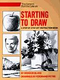 Starting To Draw A Step By Step Art Inst