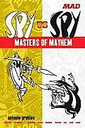 Spy Vs Spy Masters of Mayhem Cover