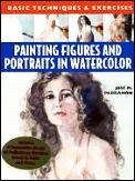 Painting Figures & Portraits In Waterc