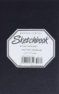 Small Sketchbook (Kivar, Black): Black