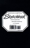Sketchbook Black Mini