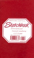 Sketchbook Carmine Red Mini
