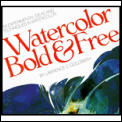 Watercolor bold & free Cover