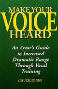 Make Your Voice Heard An Actors Guide To