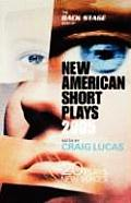 Backstage Book of New American Short Plays 2005: 20 Plays, 20 Fresh New Voices
