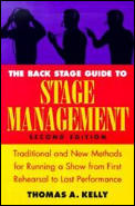 Back Stage Guide To Stage Management (2ND 99 - Old Edition) Cover