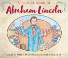 A Picture Book of Abraham Lincoln (Picture Book Biography) Cover