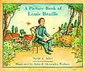 Picture Book Of Louis Braille