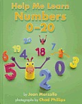 Help Me Learn Numbers 0-20