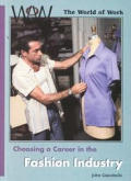Choosing a Career in the Fashion Industry