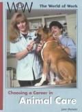 Choosing a Career in Animal Care