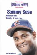 Sammy Sosa, Home Run Hitter/Bateador de Home Runs